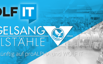 VOGELSANG-EDELSTÄHLE setzt auf proALPHA und WOLF IT