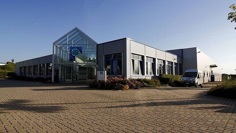 FWB-Firmensitz