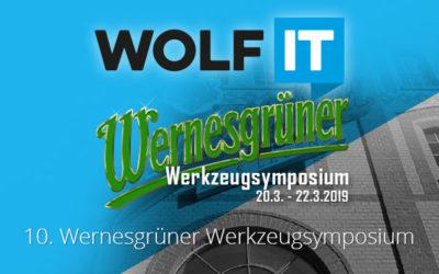 10. Wernesgrüner Werkzeugsymposium