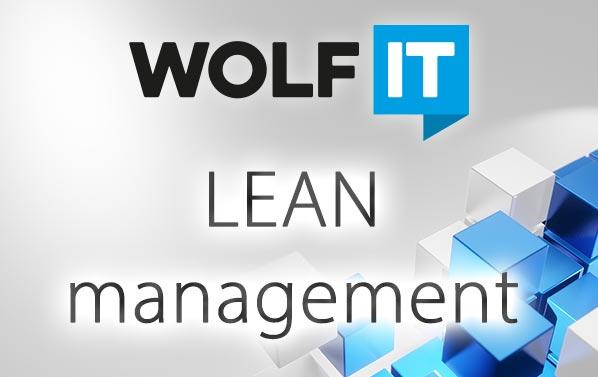 WOLF IT – LEAN Management