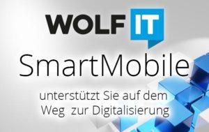 SmartMobile unterstützt Sie auf dem Weg zur Digitalisierung