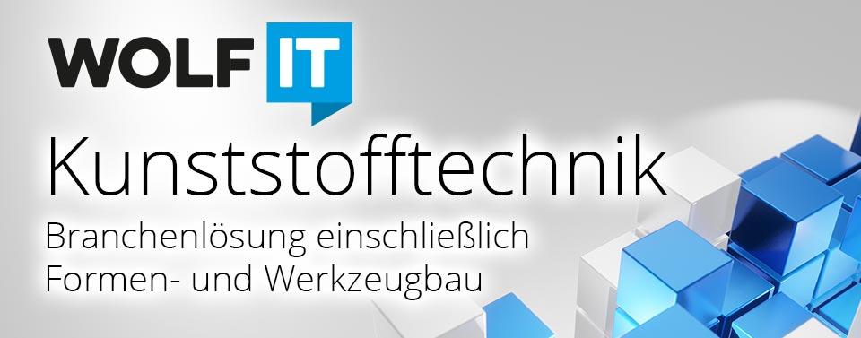 WOLF IT - Branchenlösung Kunststofftechnik